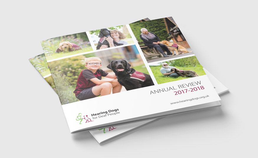 Annual review booklet