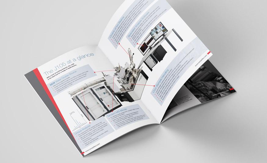 Ionoptika brochures