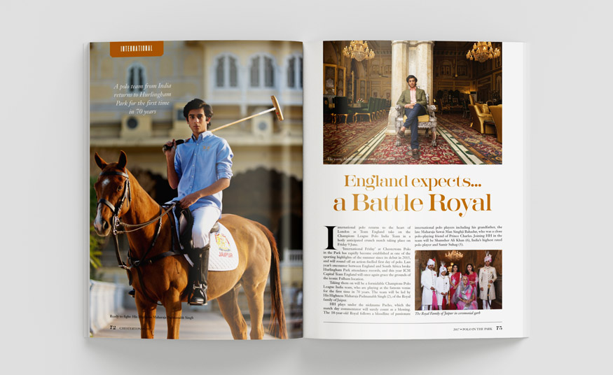 Chestertons Polo in the Park Magazine