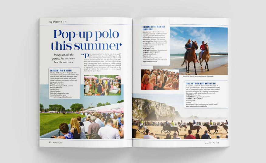 Polo Quarterly Magazine